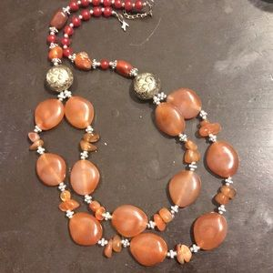 Handmade Necklace from Morocco